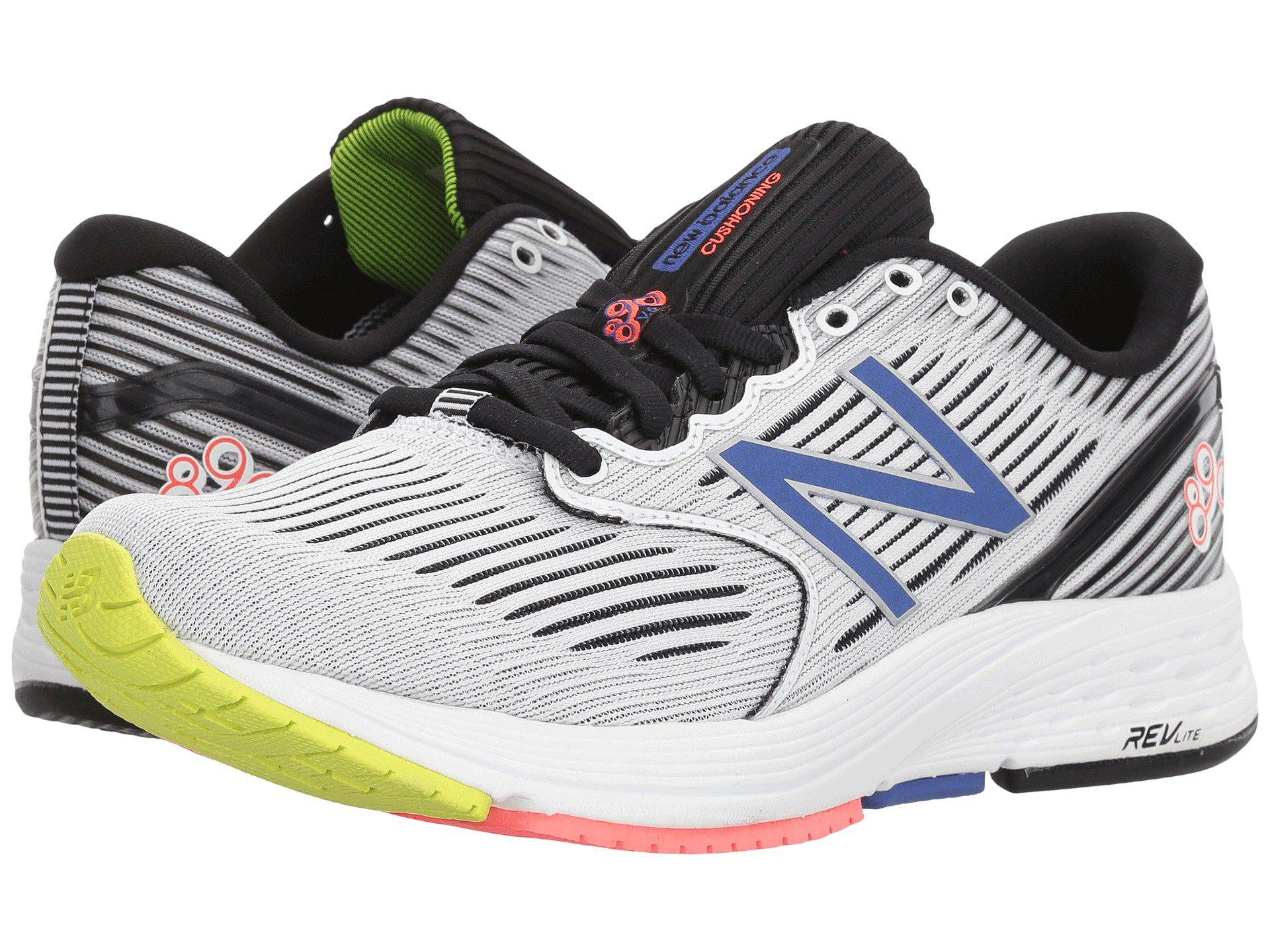 newest 9e91f e66a6 New Balance 890v6 (gunmetal pink Glo) Women s Running Shoes in Blue ...