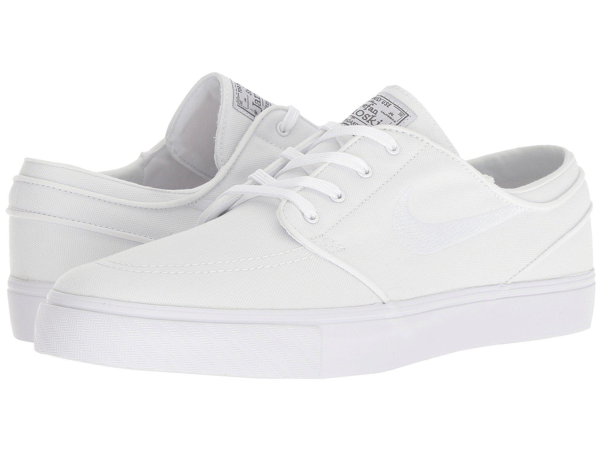 separation shoes 066cf e9152 Lyst - Nike Zoom Stefan Janoski Canvas (dark Grey gum Light Brown ...