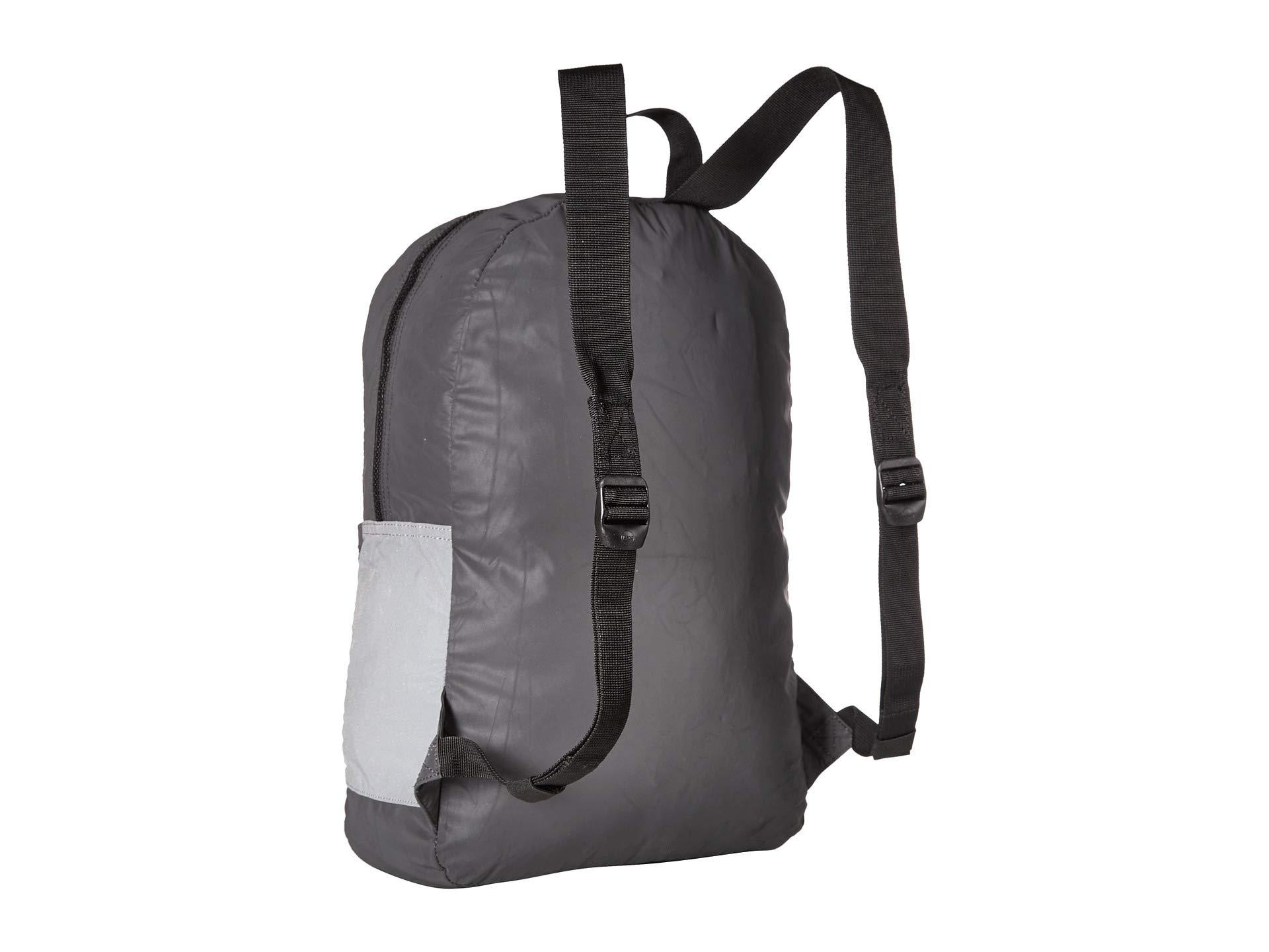 f8b9397c5ee Herschel Supply Co. - Packable Daypack (black Reflective silver Reflective) Day  Pack. View fullscreen