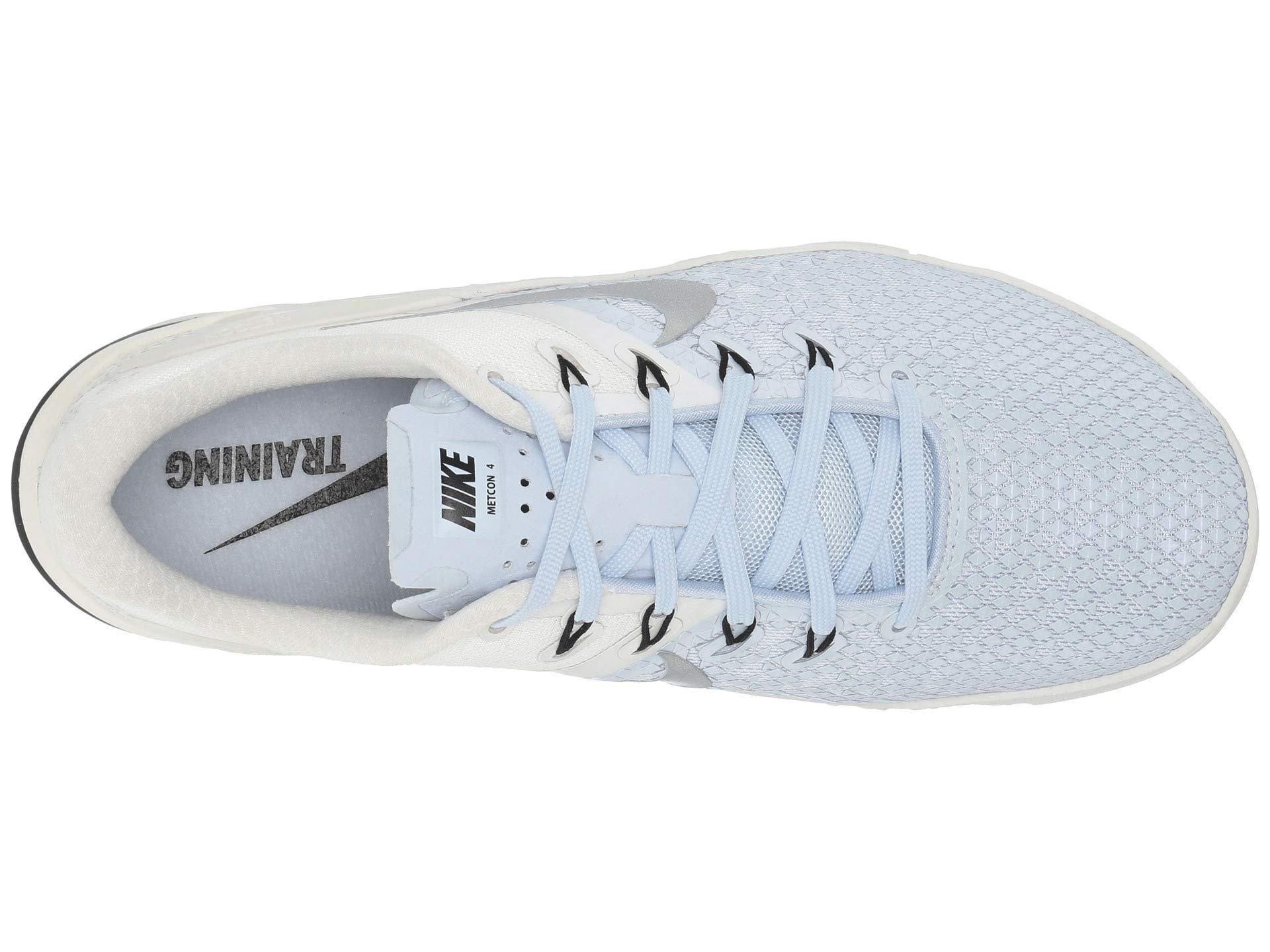 Lyst - Nike Metcon 4 Xd Metallic (half Blue metallic Silver sail ... 8a9ddf355