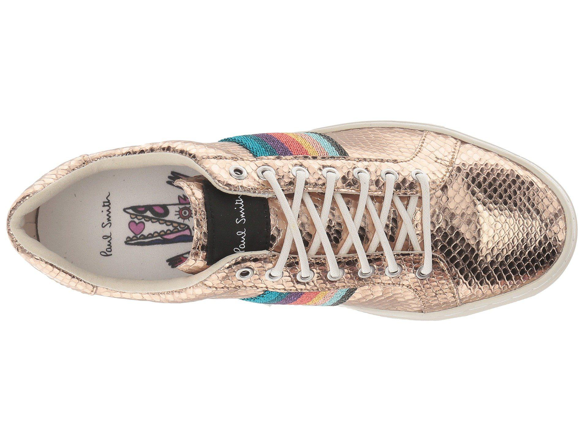 d480b7b43fb6 Lyst paul smith lapin sneaker gold womens shoes in metallic jpg 1920x1440  Madden lapin