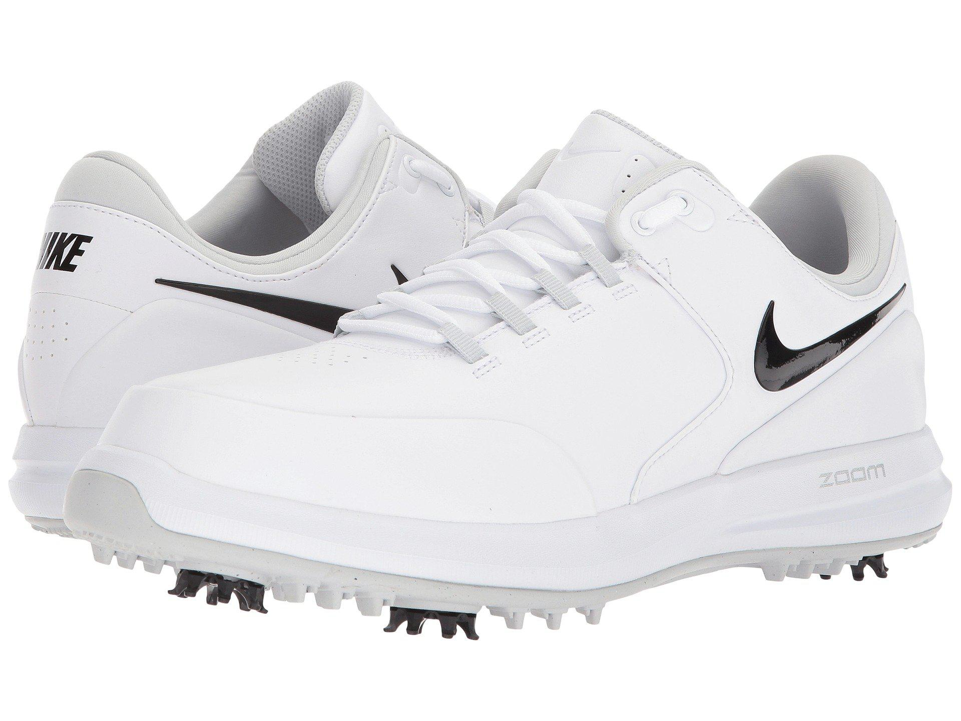 7b6533602b288 Lyst - Nike Air Zoom Accurate (white black metallic Silver pure ...