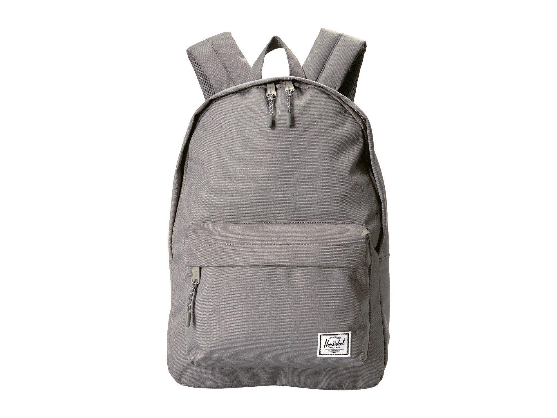 8b6c3881a76 Lyst - Herschel Supply Co. Classic (raven Crosshatch) Backpack Bags ...