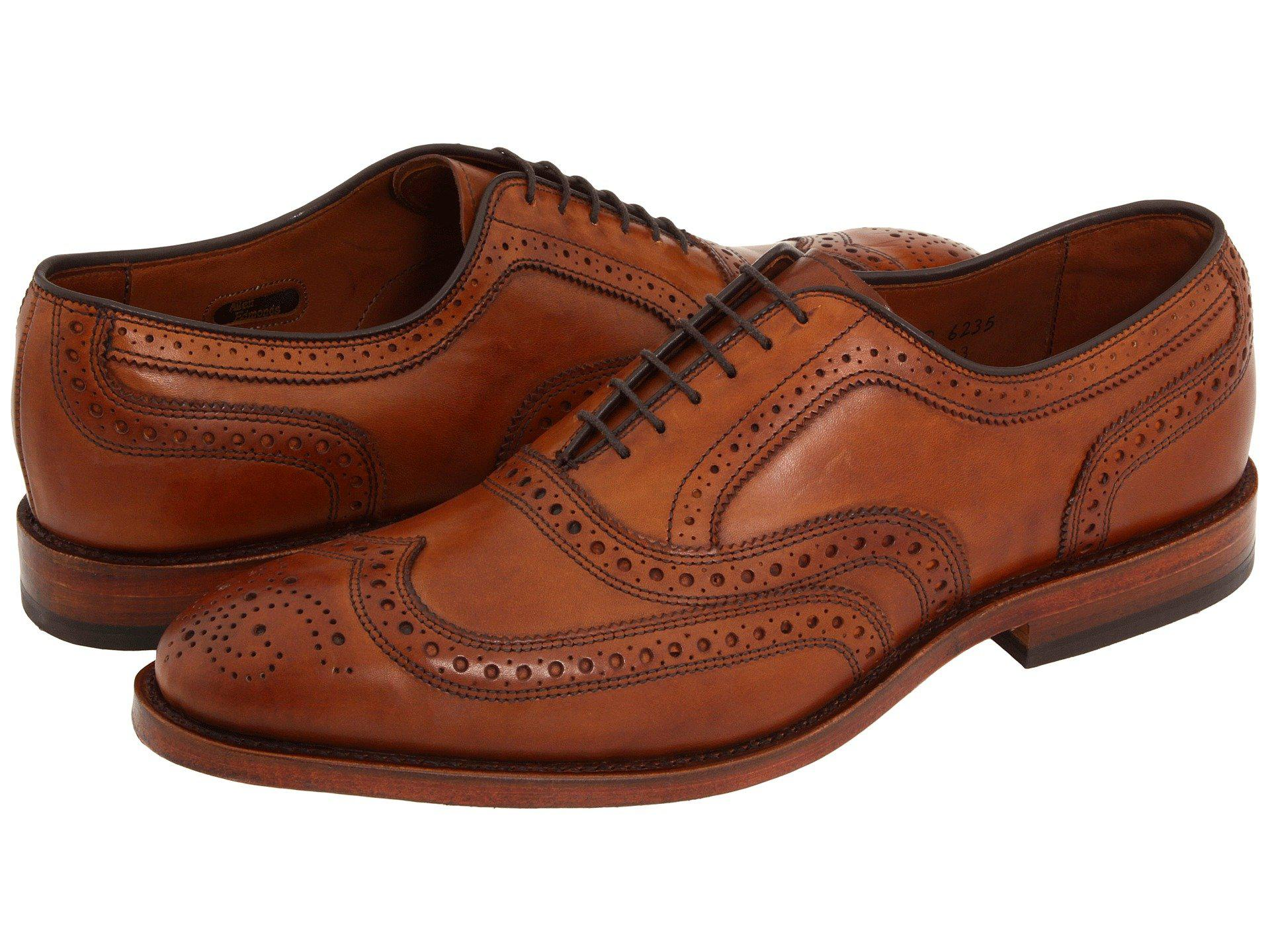 Allen Edmonds. Men's Brown Mcallister