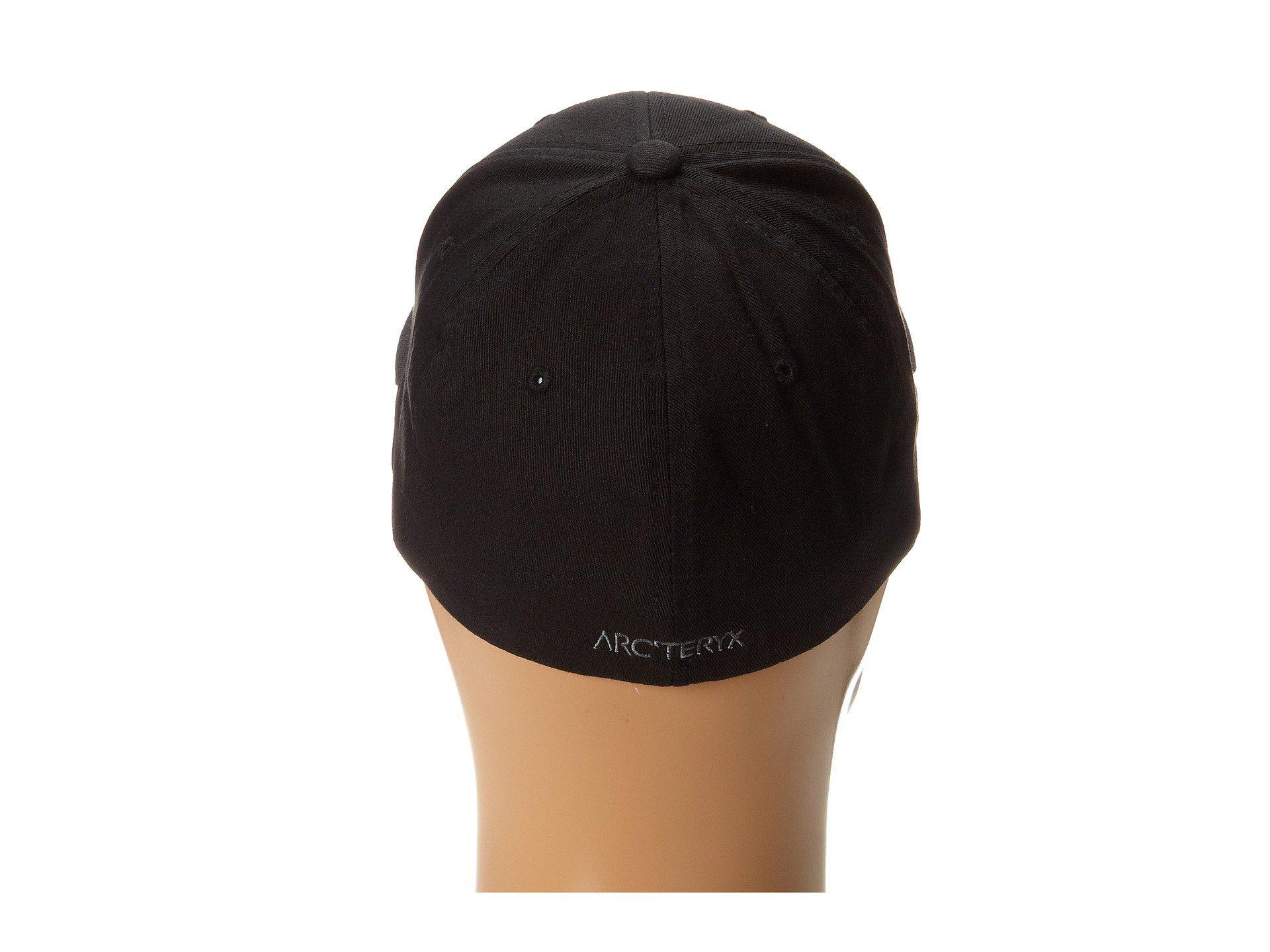 444dd231f Arc'teryx Embroidered Bird Cap (black) Caps in Black - Lyst