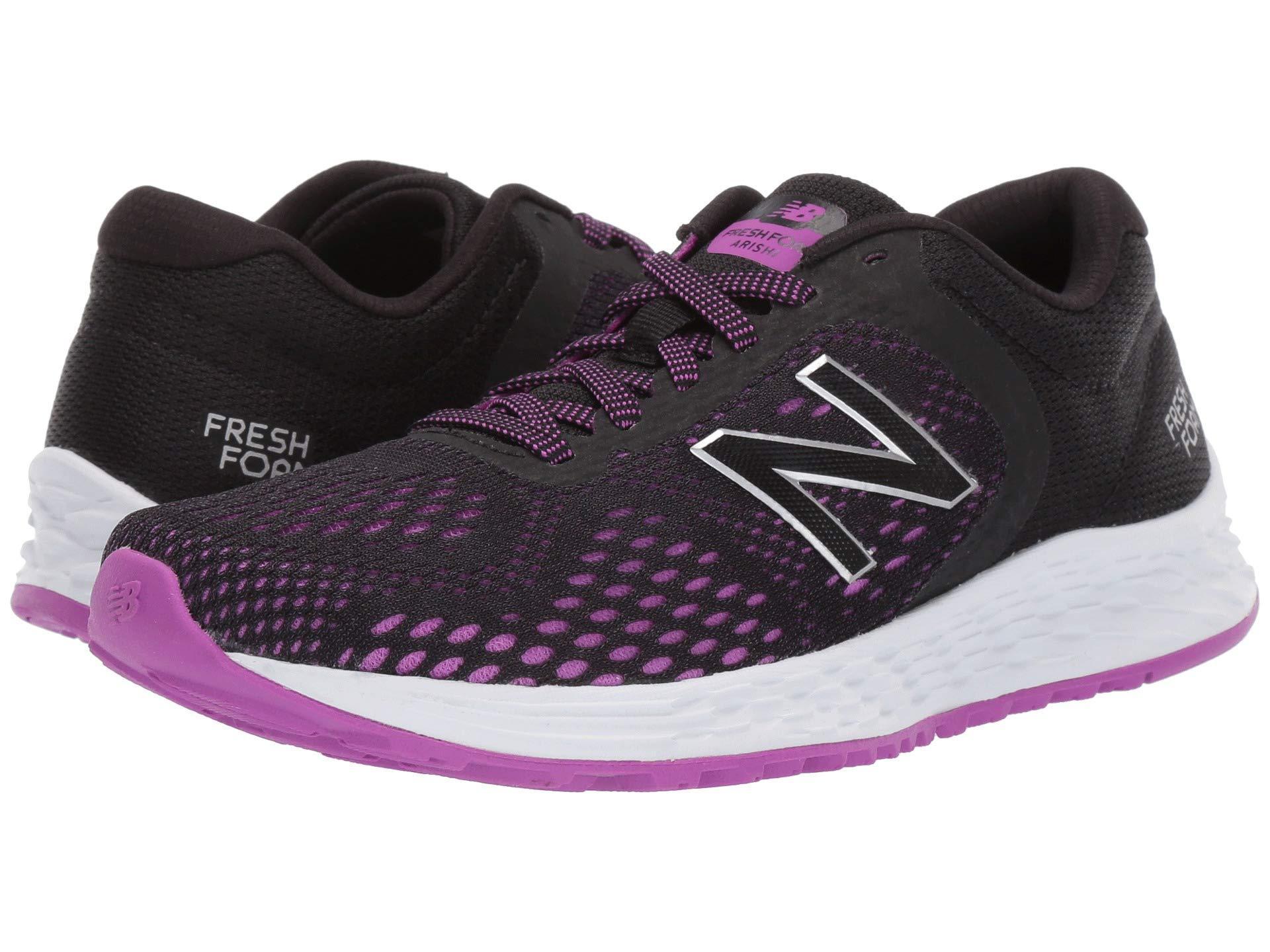 5b3aec84e6 New Balance. Black Fresh Foam Arishi V2 (gray/guava) Women's Running Shoes