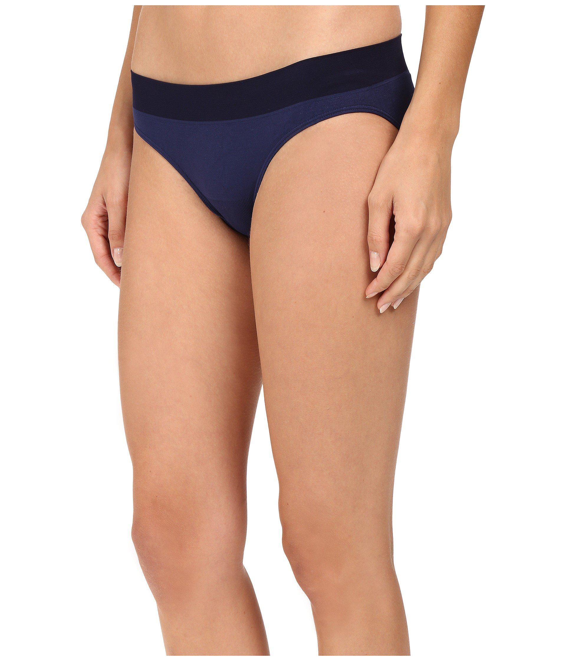 ffda503591bda Lyst - Jockey Modern Micro Bikini (black) Women s Underwear in Blue