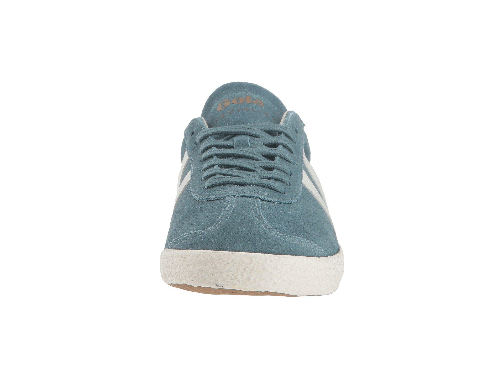 san francisco 721dc 0b8f0 Lyst - Gola Specialist (indian Teal off-white) Women s Shoes in Blue ...