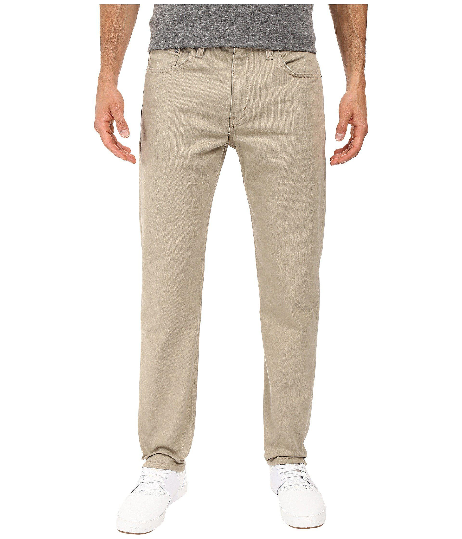 05377e67f1af26 Levi's. Levi's(r) Mens 502 Regular Taper Fit (grey Stucco Warp Stretch) Men's  Jeans