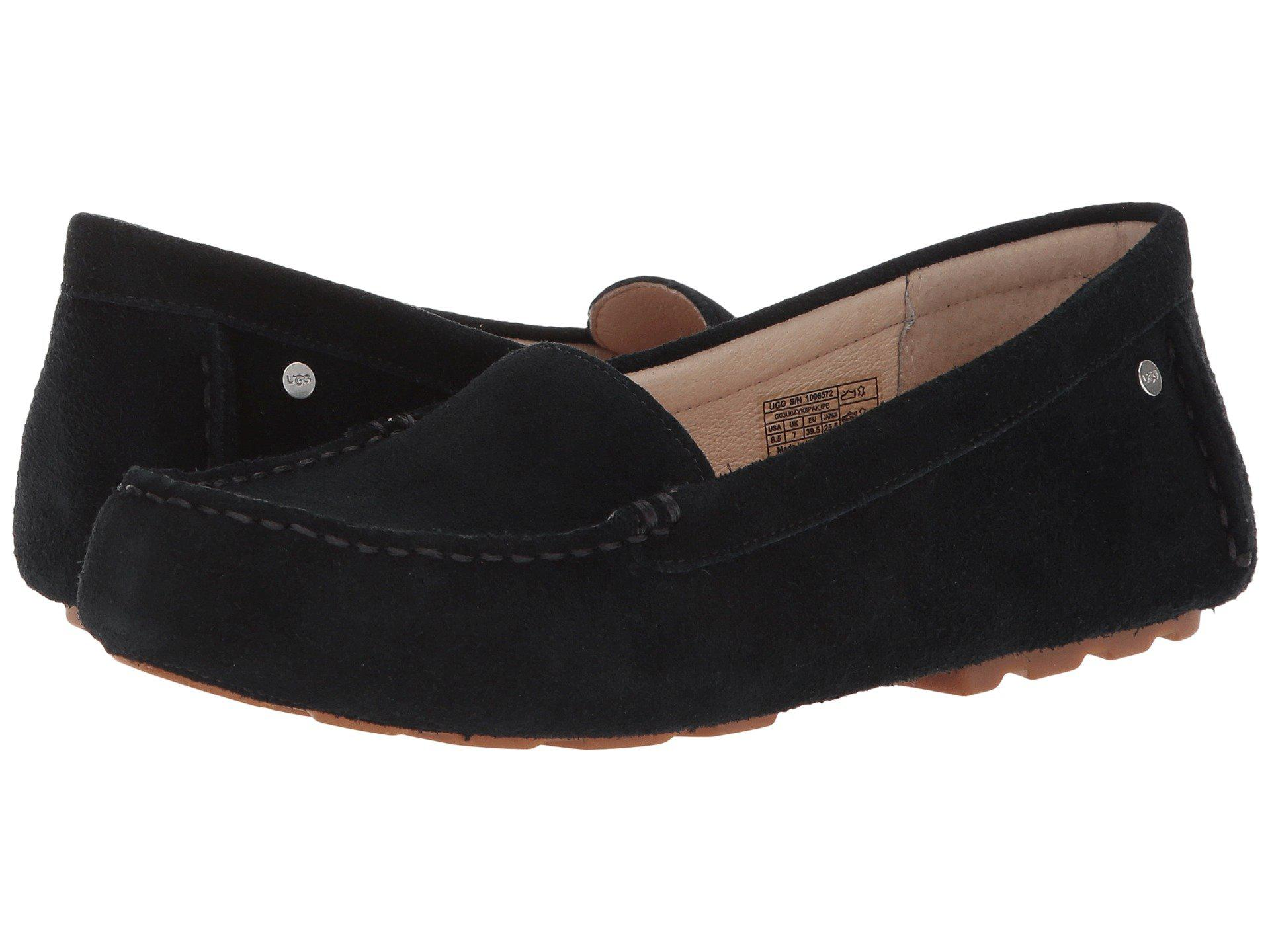 d917390f011 Lyst - UGG Milana (chestnut 1) Women s Dress Flat Shoes in Black