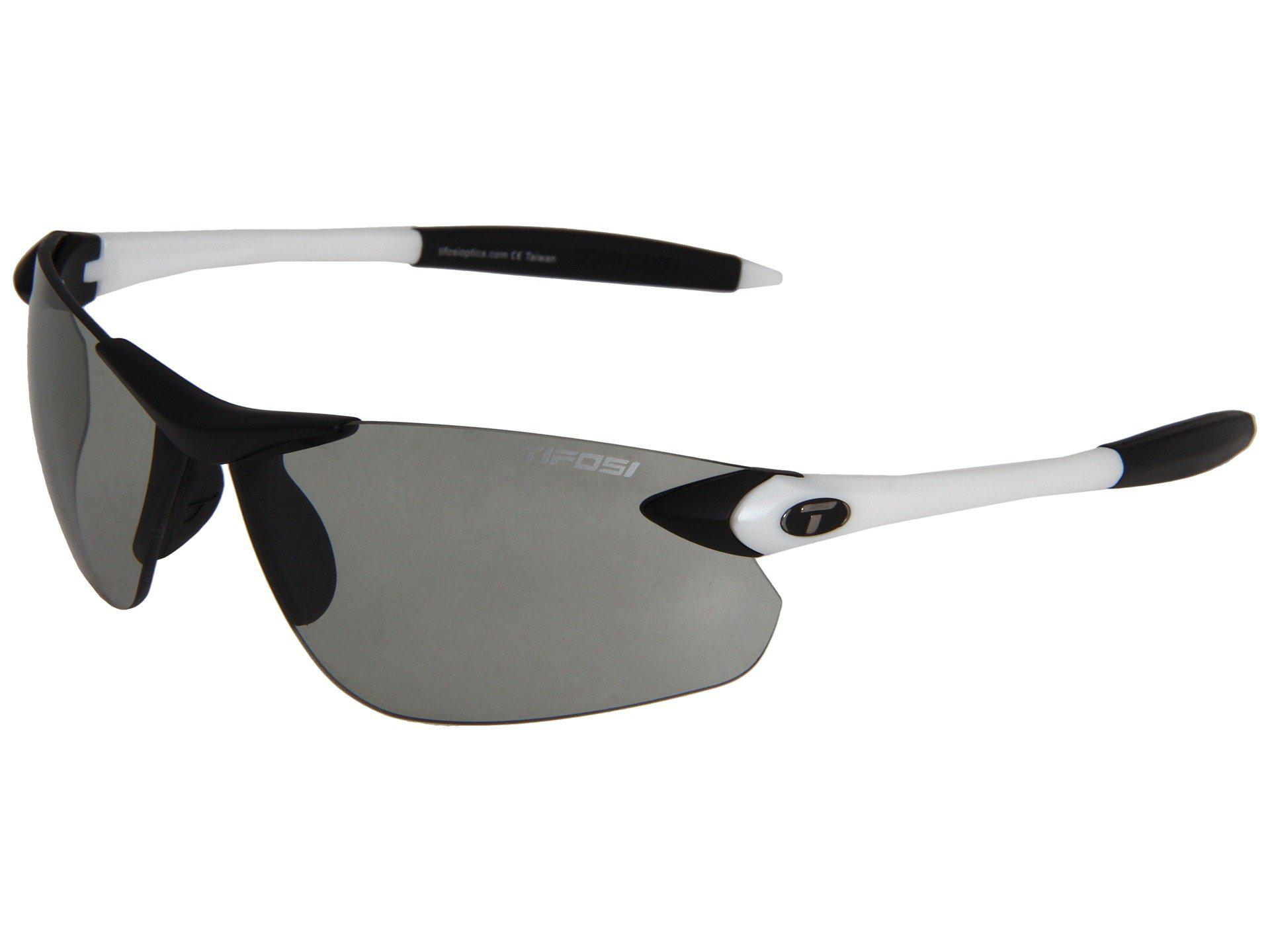 ba78bc56496 Lyst - Tifosi Optics Seektm Fototectm Fc - Smoke (white black  Smoke ...
