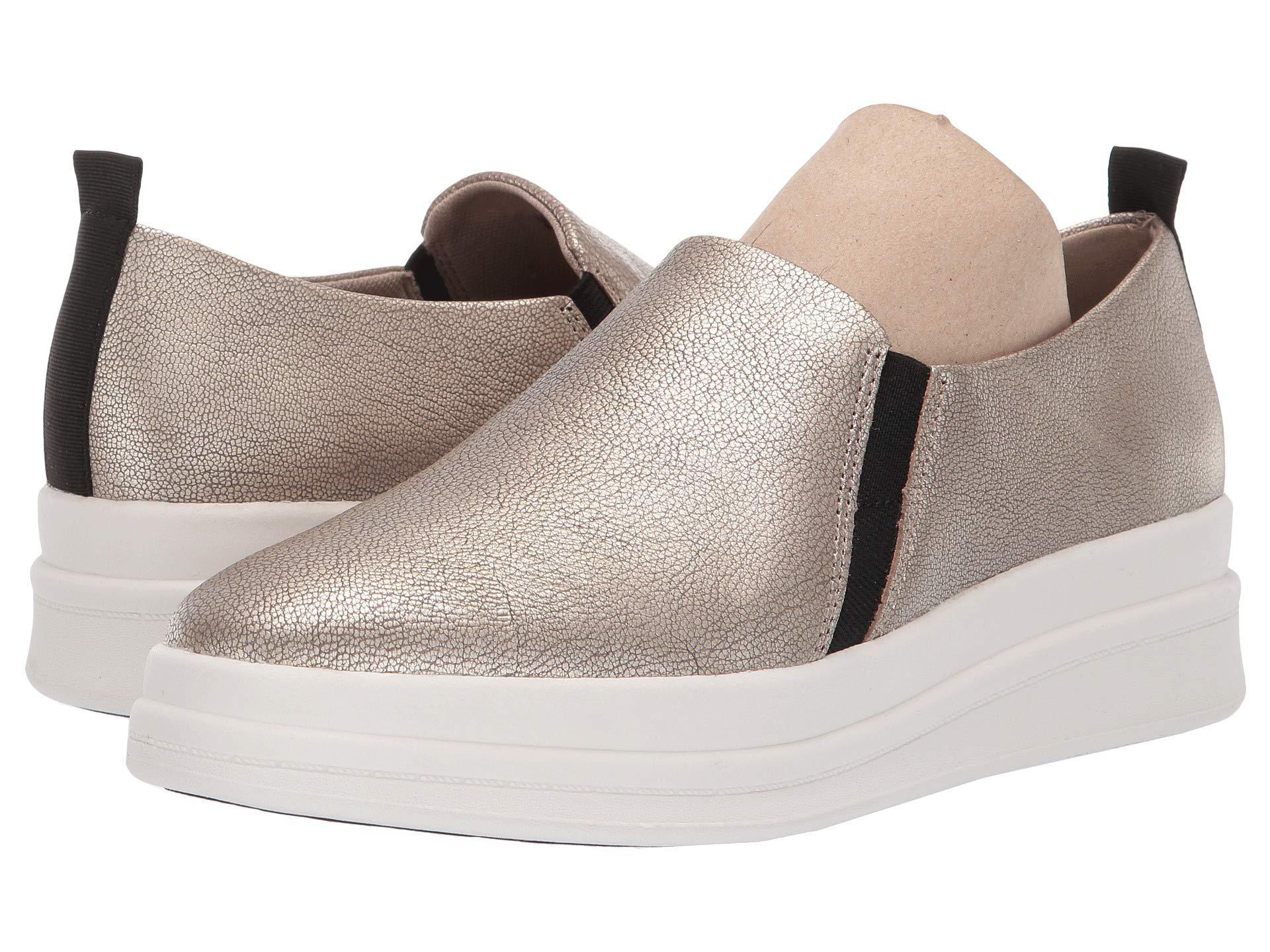 4c7d418847c4 Lyst - Naturalizer Yola (zinc Metallic Leather) Women s Shoes in ...