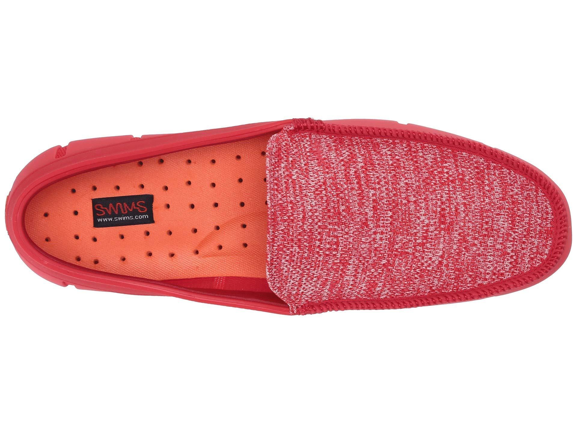 30e6acd993cd Swims - Red Classic Venetian Loafer (black gray) Men s Slip On Shoes for.  View fullscreen
