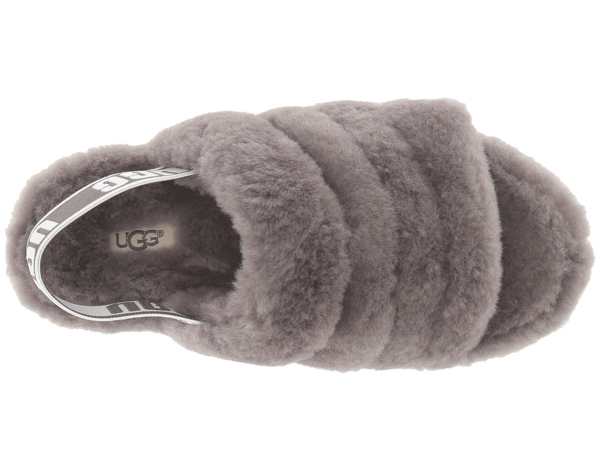 1d0e20d160 Lyst - UGG Fluff Yeah Slides in Gray - Save 37%