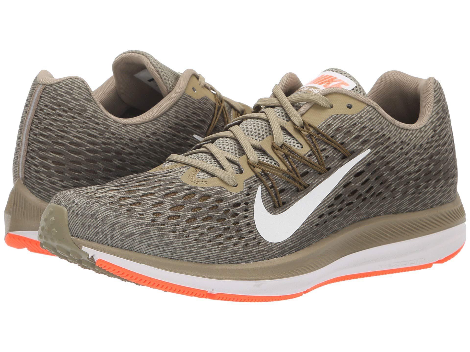 Lyst - Nike Air Zoom Winflo 5 (black white anthracite) Men s Running ... 9ec0bfa2b