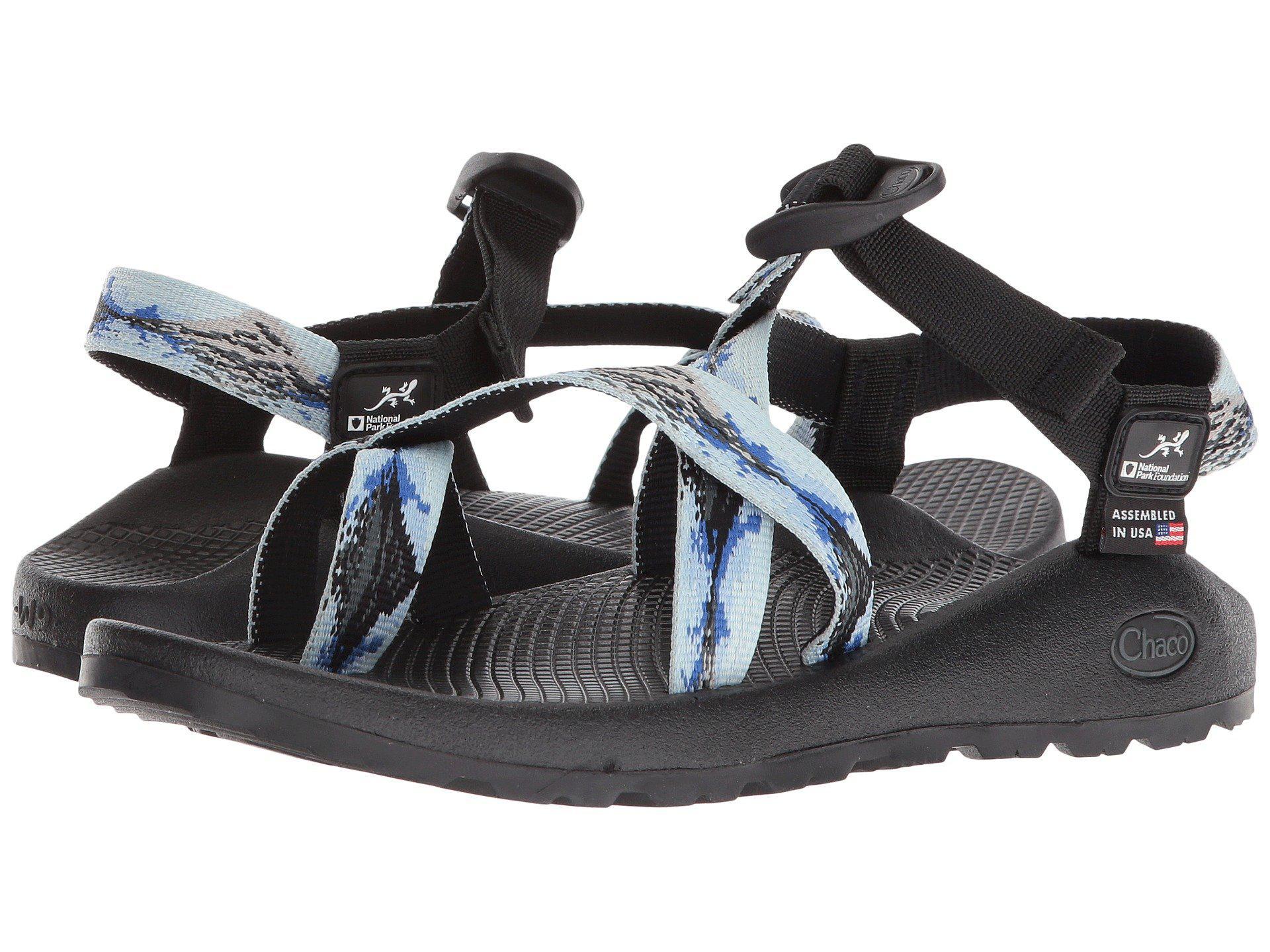 ff83ffd13f69 Lyst - Chaco Z 2(r) Glacier (glacier Black) Women s Shoes in Black