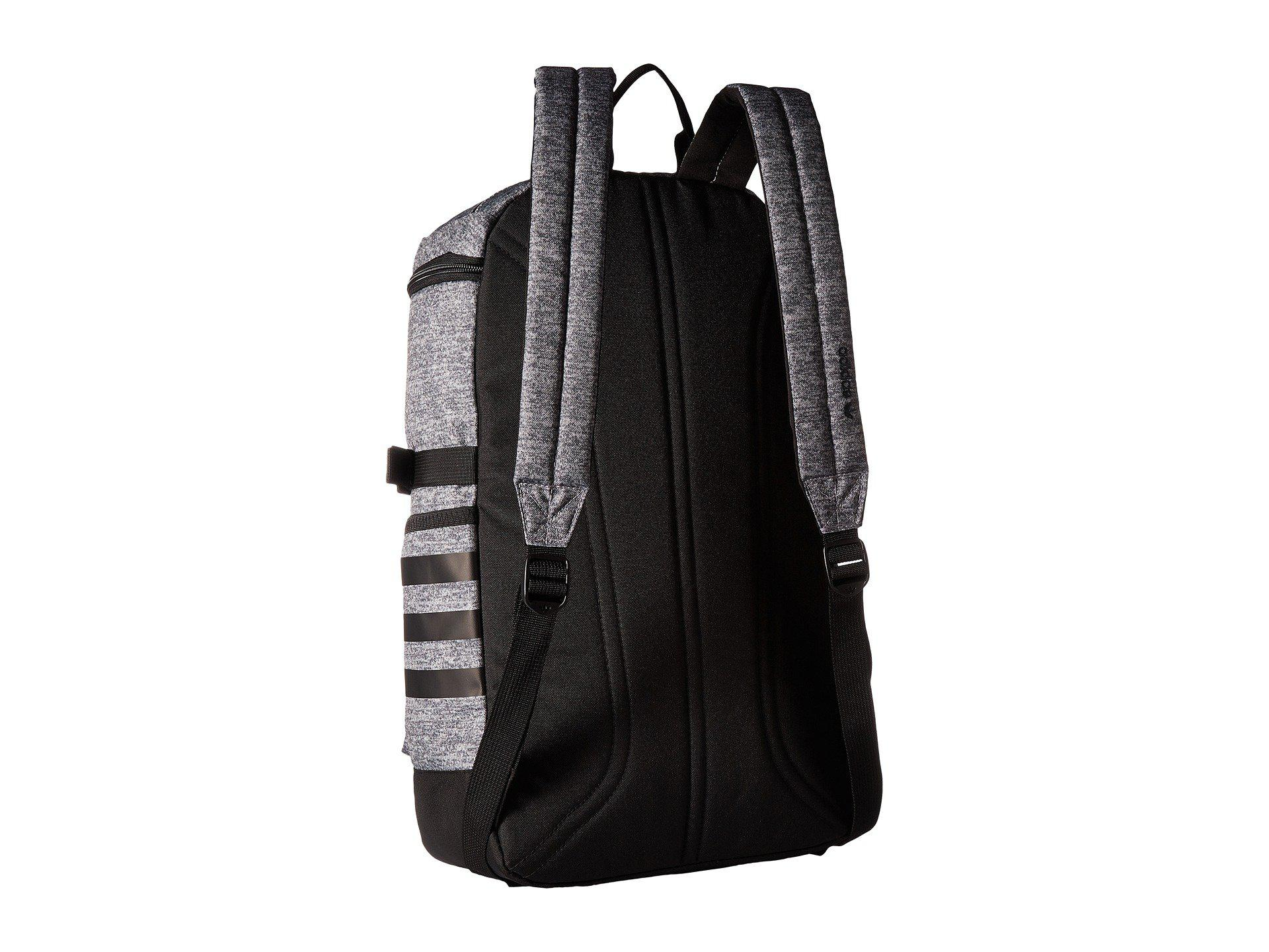 d8cfe4f00599 Lyst - adidas Originals National Zip Top Backpack (jersey Onix black ...