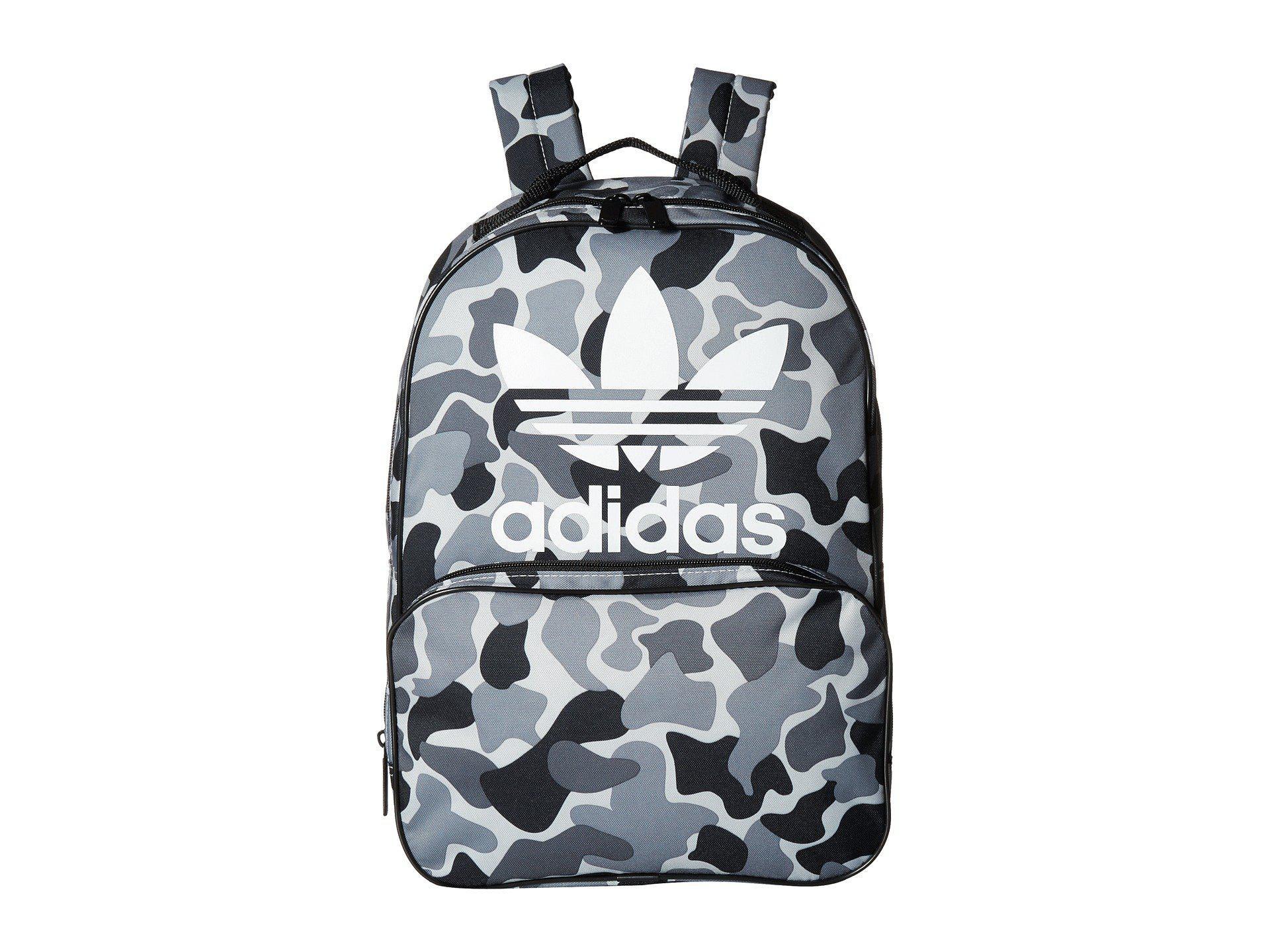 ae91d09f469 Lyst - adidas Originals Originals Santiago Backpack (black) Backpack ...