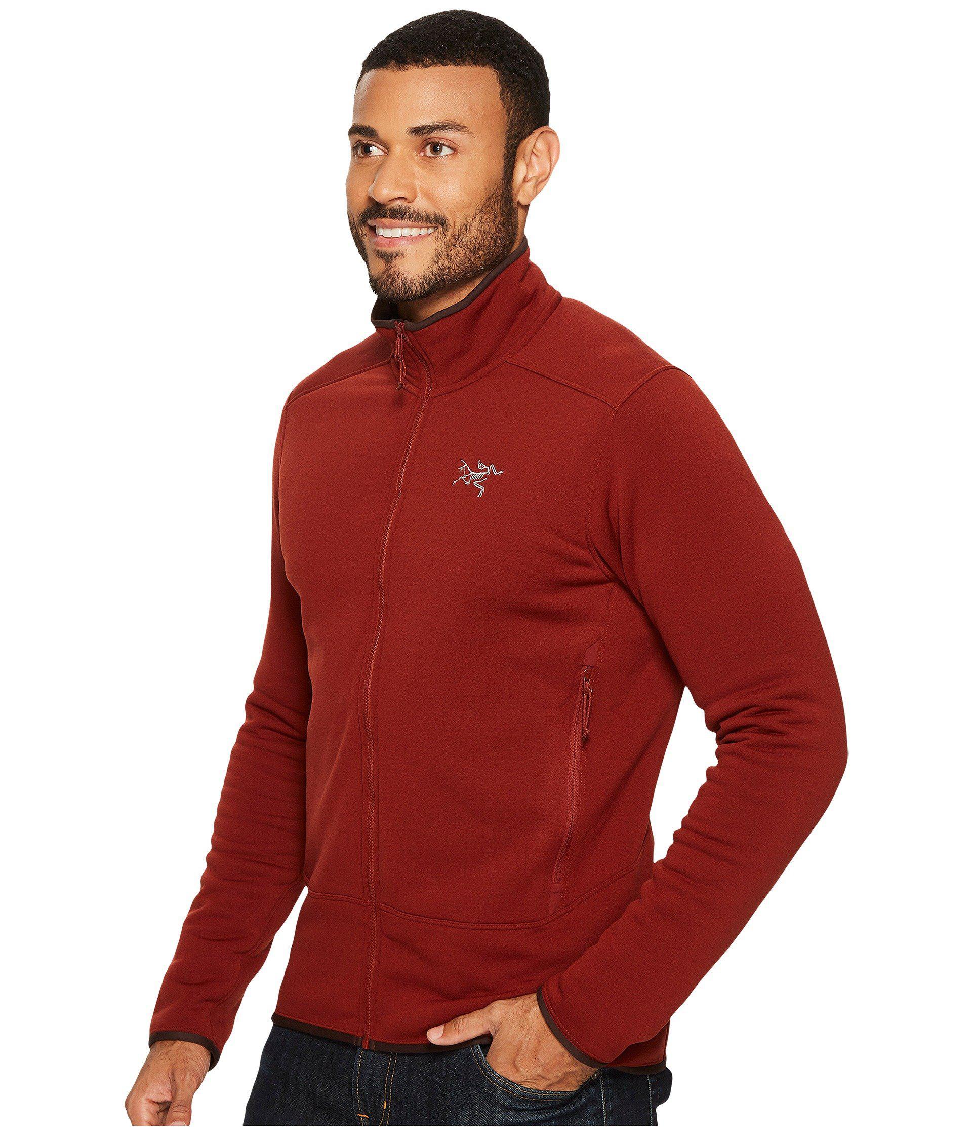 a257f56695 Arc'teryx Kyanite Jacket (dark Moss) Men's Coat in Red for Men - Lyst