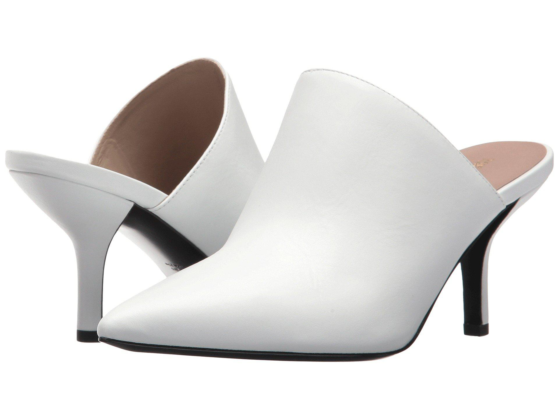 49f5b24701f Diane von Furstenberg. White Mikaila (black Soft Barcellona Calf) Women s  Shoes