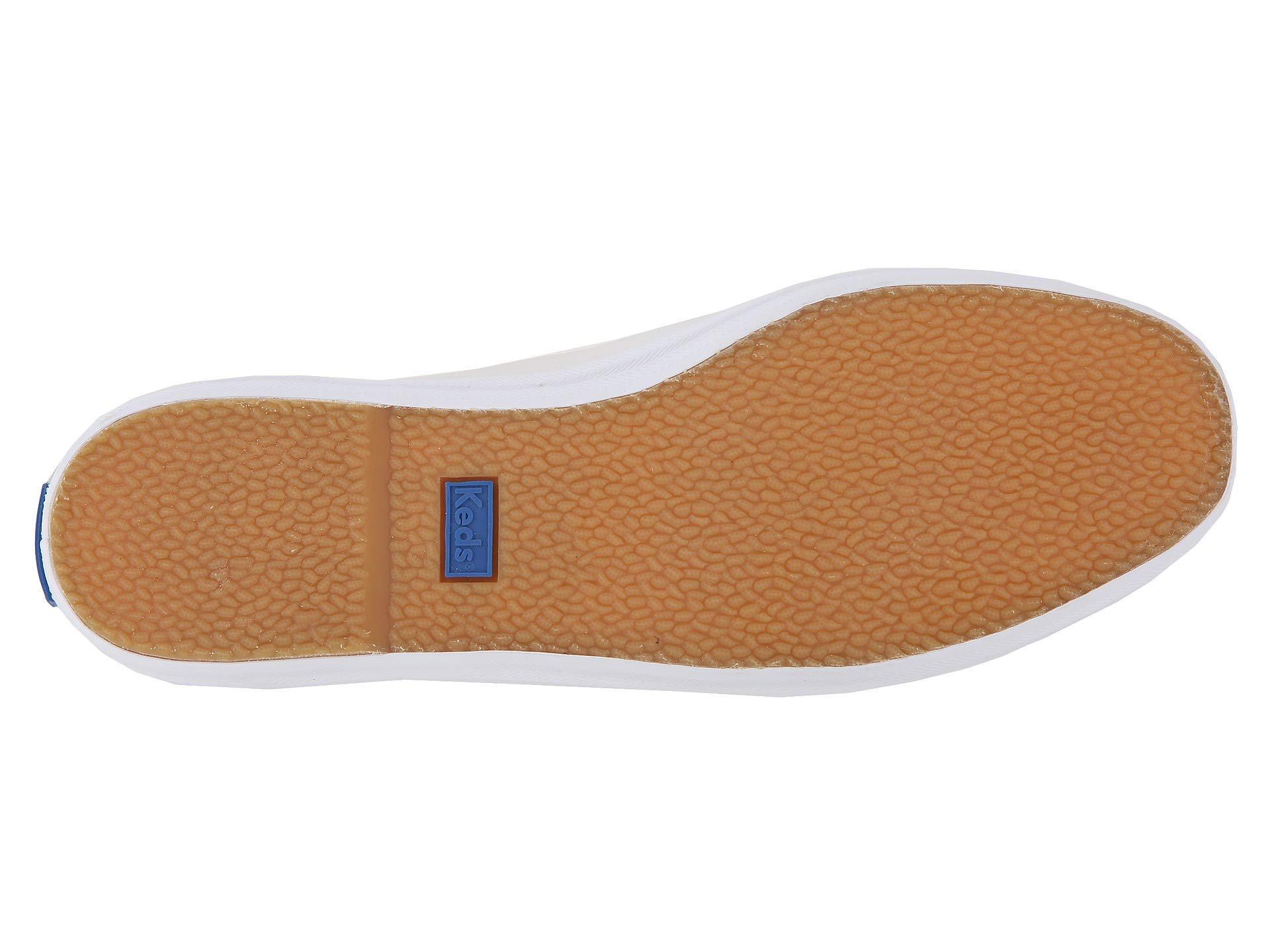 0b0bc252bab37 Keds - Champion-leather Slip-on (white Leather) Women s Flat Shoes -. View  fullscreen