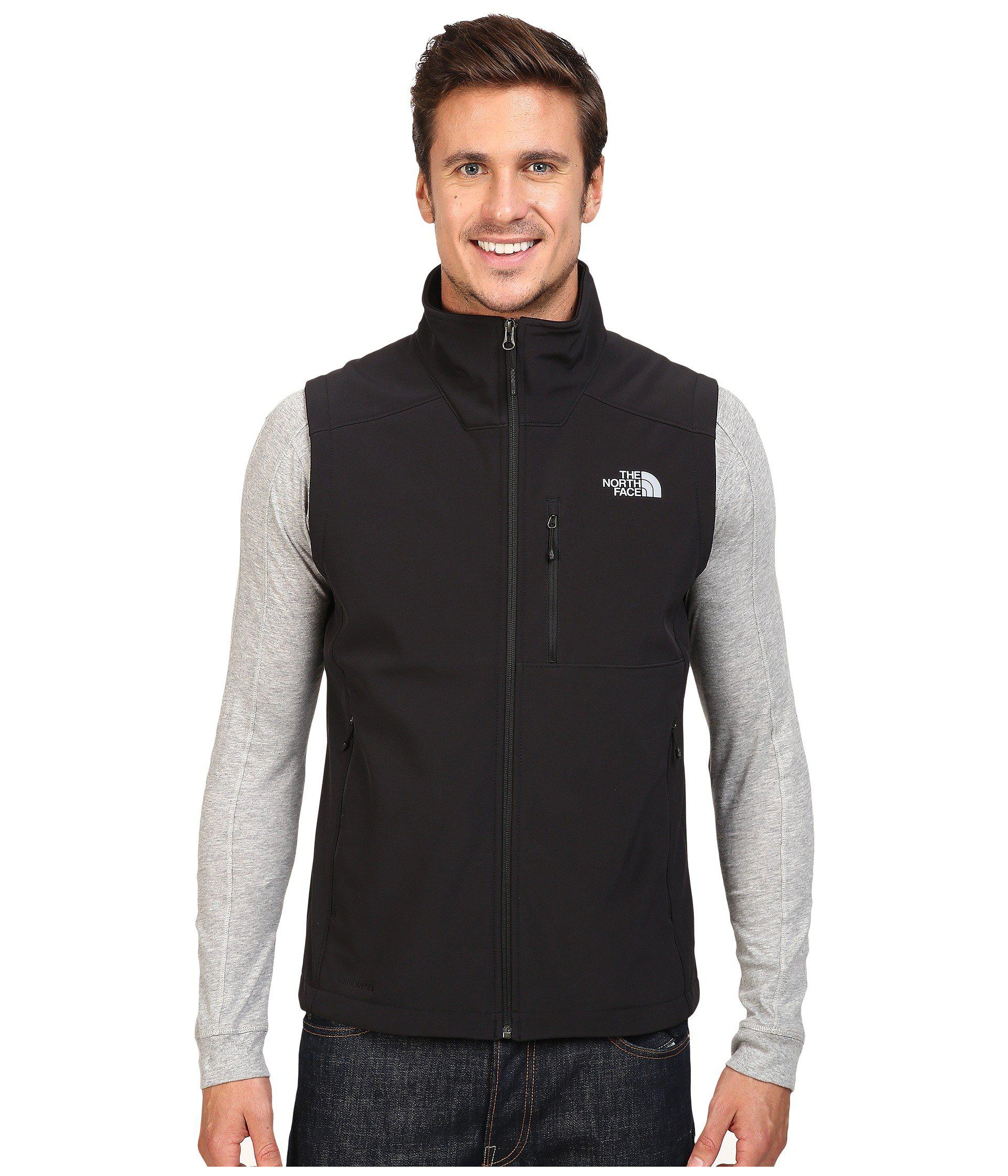75cd10e841 The North Face. Black Apex Bionic 2 Vest (tnf Medium Grey Heather) ...