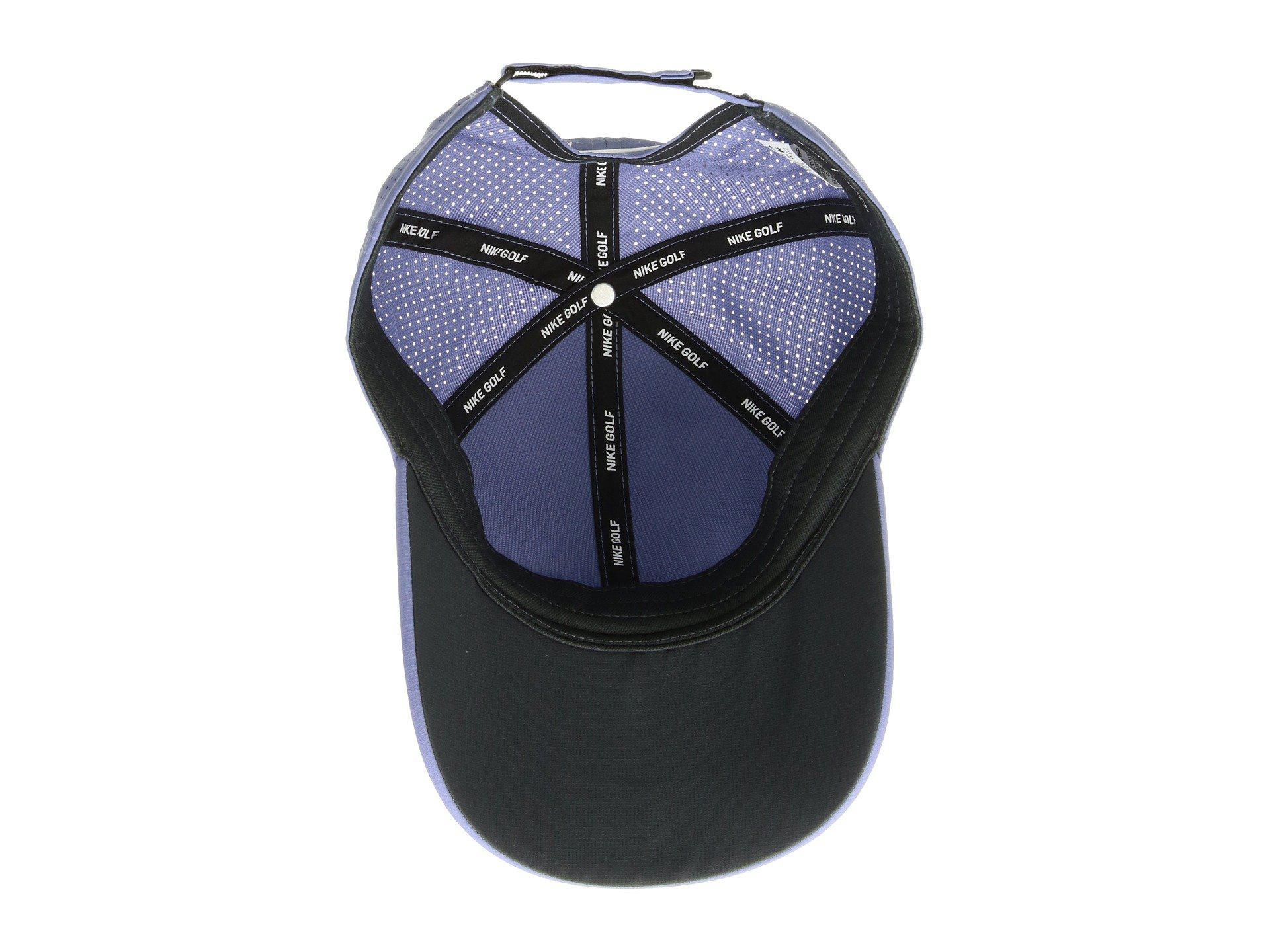 e50f31552d6b34 Nike Aerobill L91 Cap Perf (equator Blue/anthracite/white) Caps in ...