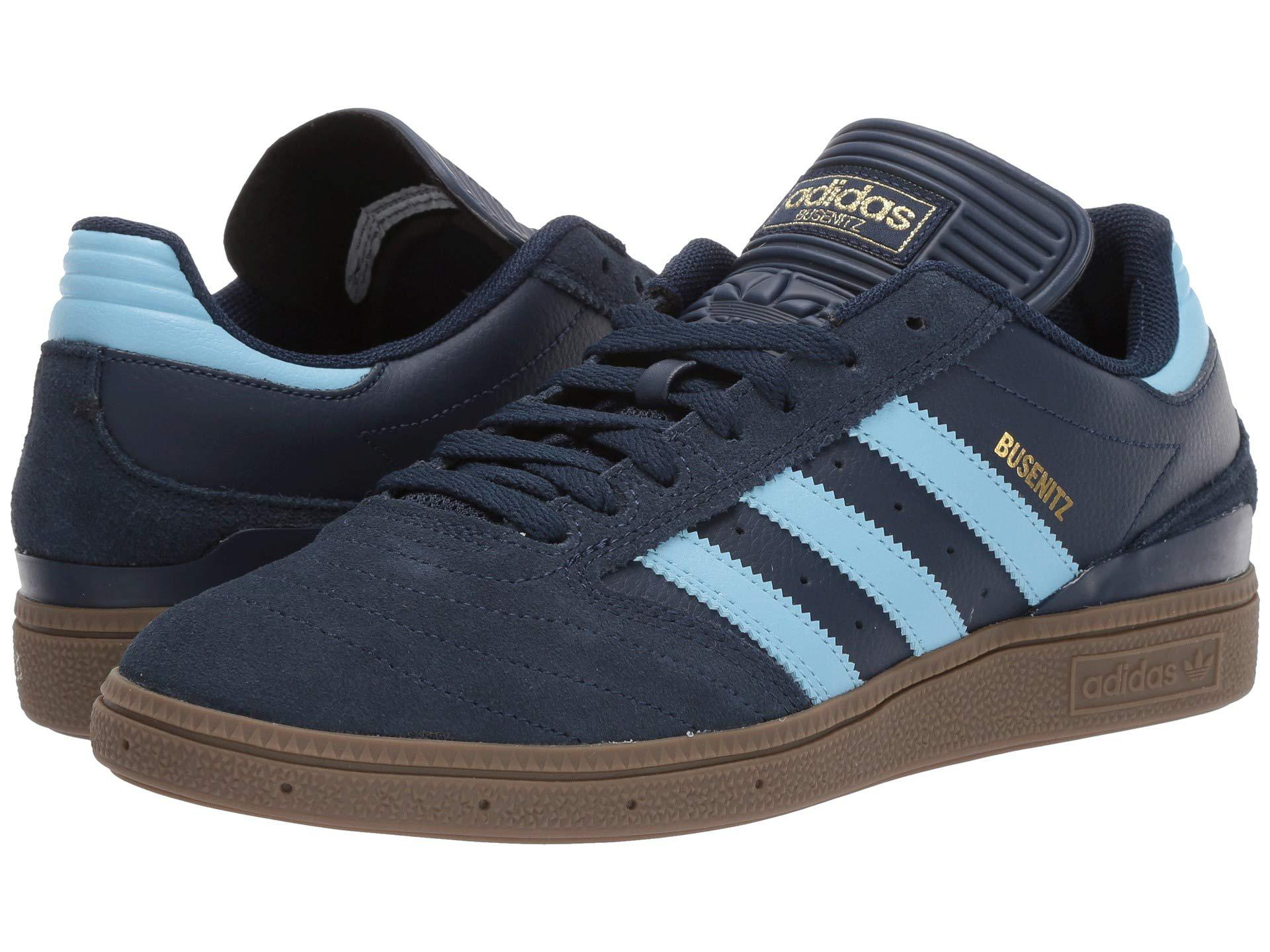 169d1deef82 adidas Originals. Busenitz Pro (collegiate Navy clear Blue gum 5) Men s  Skate Shoes