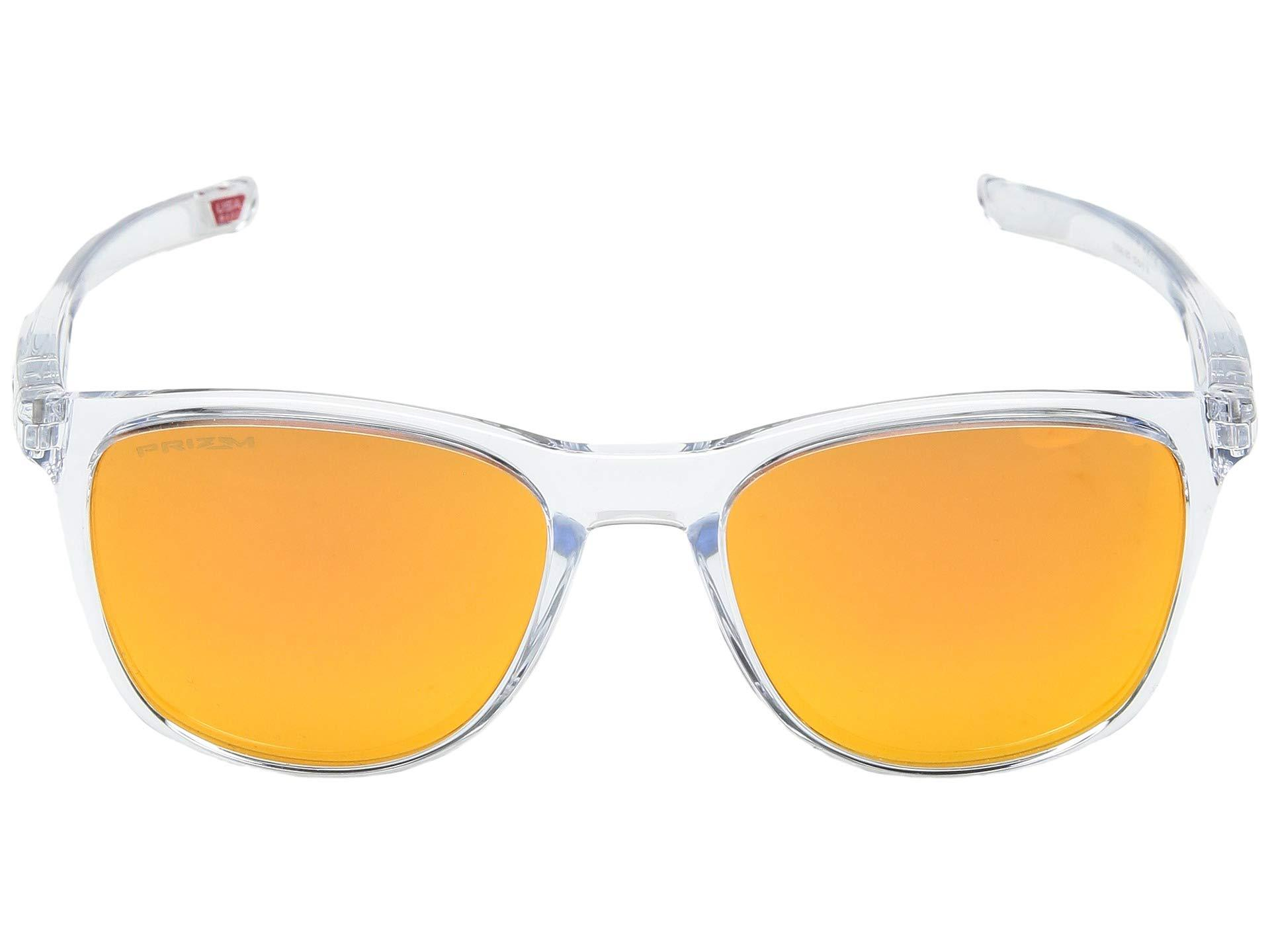 3cceddfb278 Oakley - Multicolor Trillbe X (polished Clear prizm Ruby) Sport Sunglasses  for Men. View fullscreen