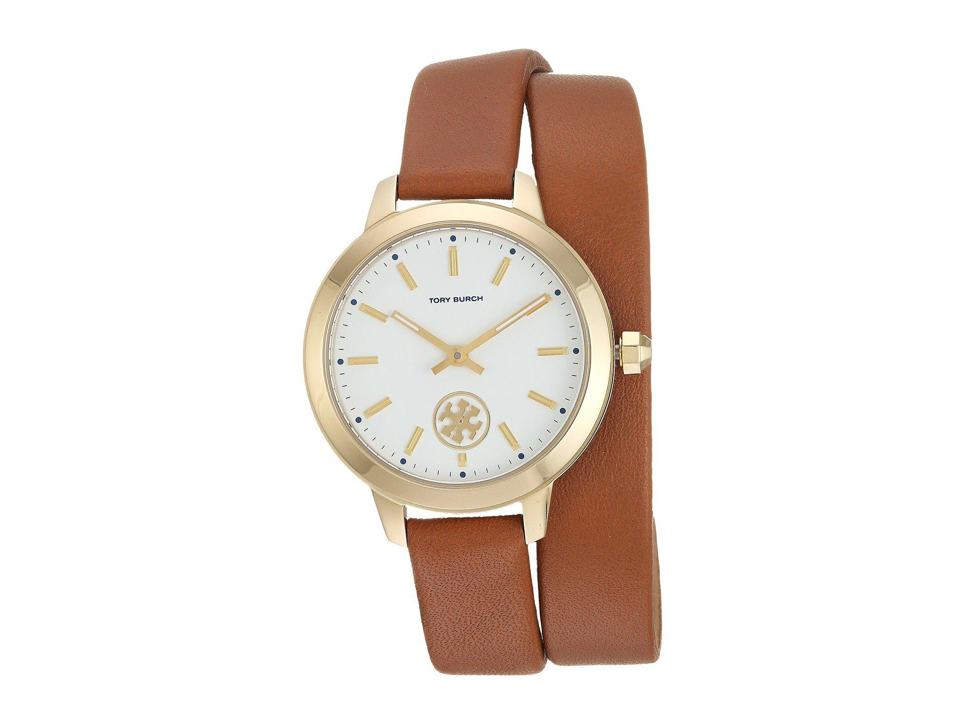 12a682570d66 Tory Burch - Collins - Tbw1304 (light Brown) Watches - Lyst. View fullscreen