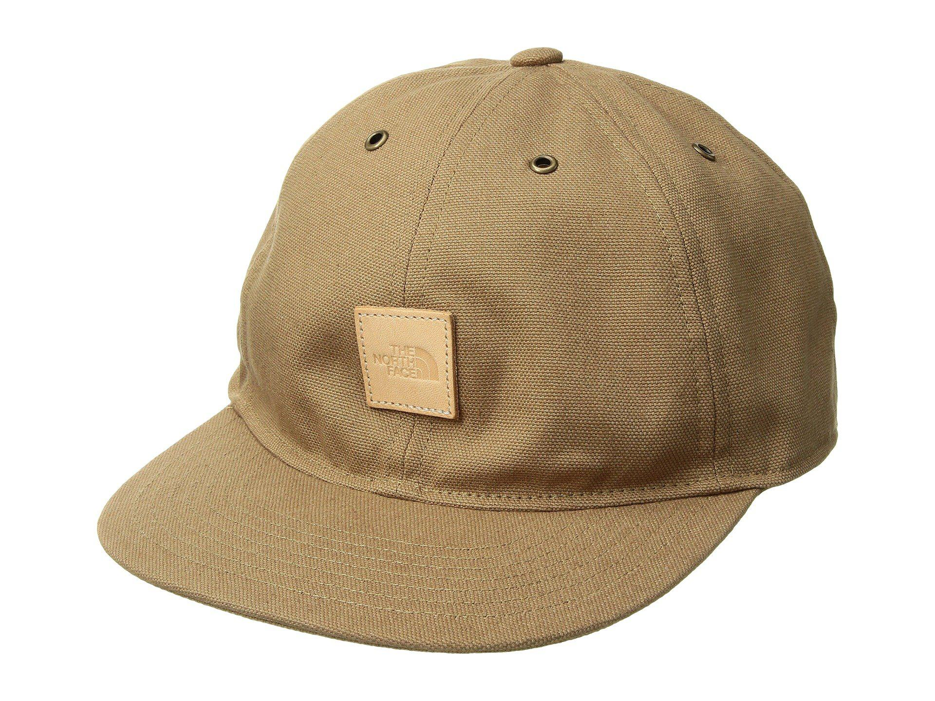 Lyst - The North Face Naturalist Canvas Cap (beech Green) Caps in ... 6678eae0c8de