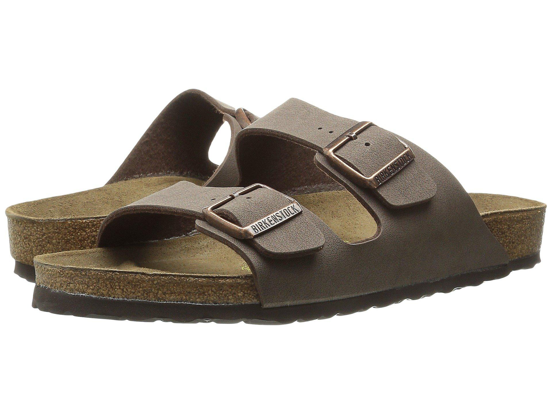41dc5c1cd13e Birkenstock - Brown Arizona - Birkibuctm (unisex) - Lyst. View fullscreen