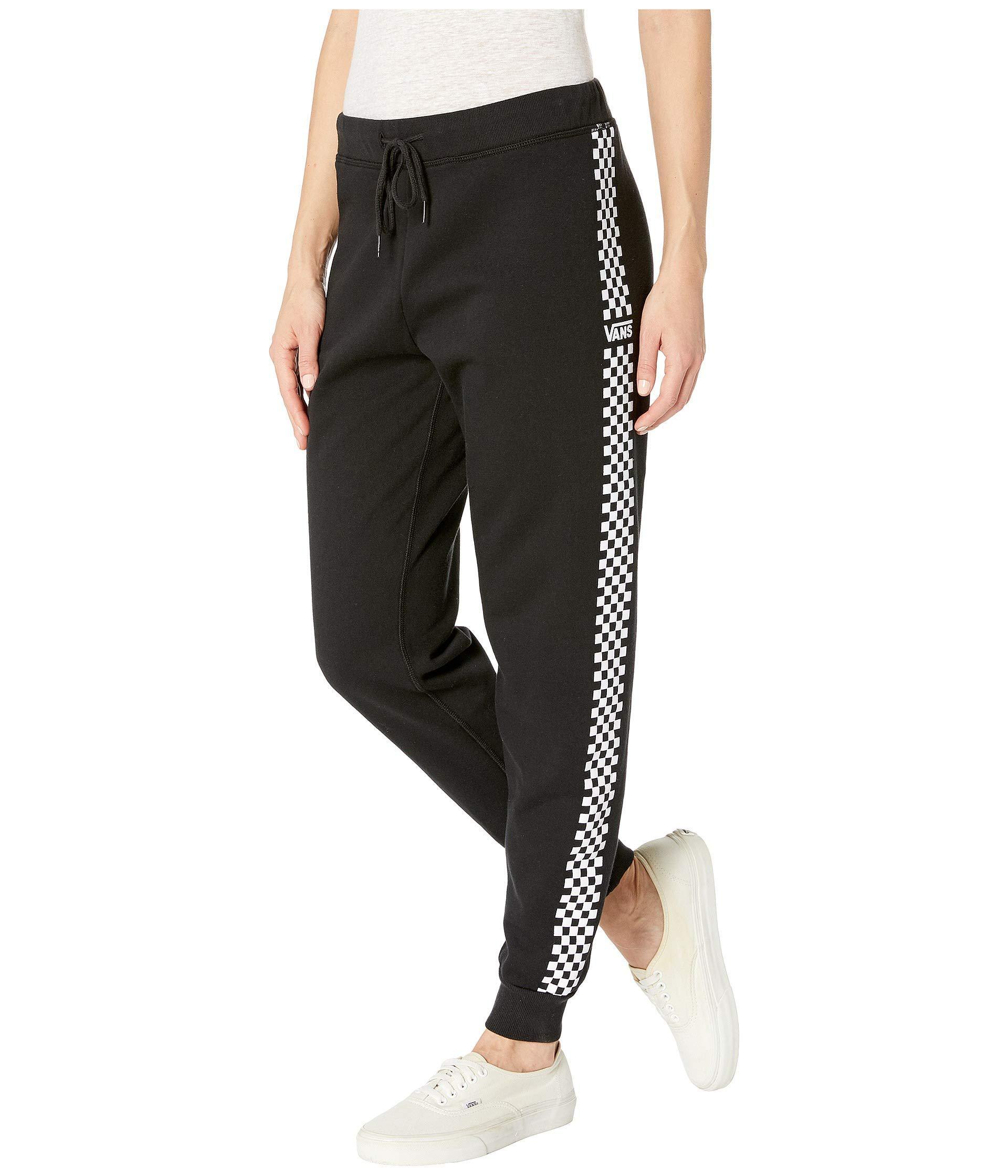 ef17909ab6fb Lyst - Vans Funday Sweatpants (black) Women s Casual Pants in Black