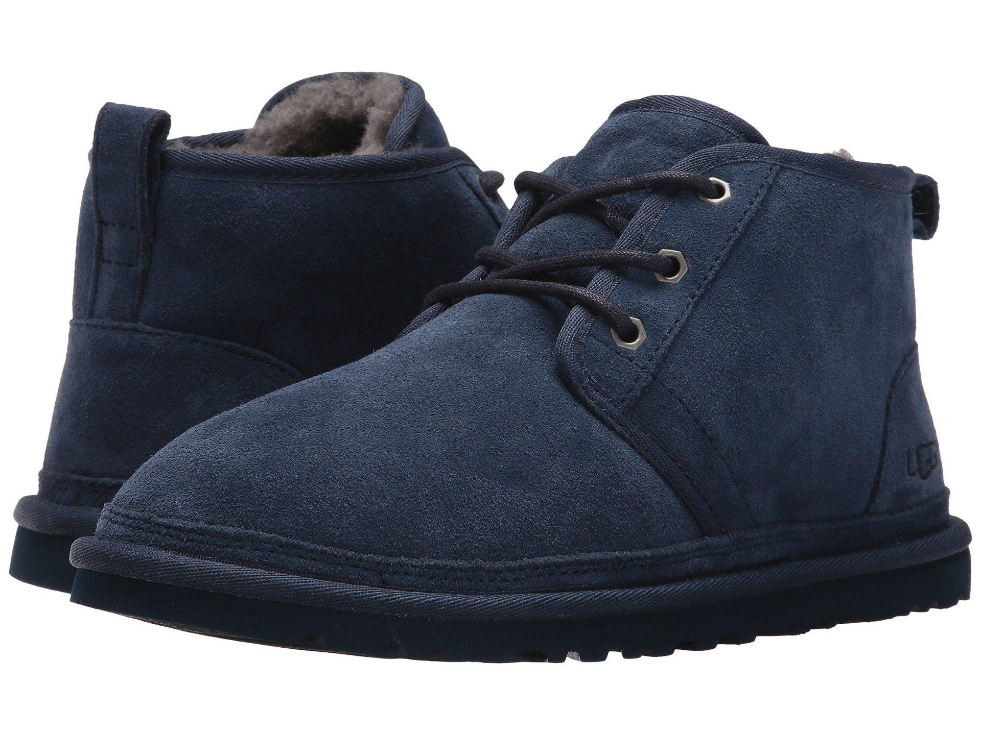 64e0554b81f2 Lyst - UGG Neumel (chestnut Twinface) Men s Lace Up Casual Shoes in ...