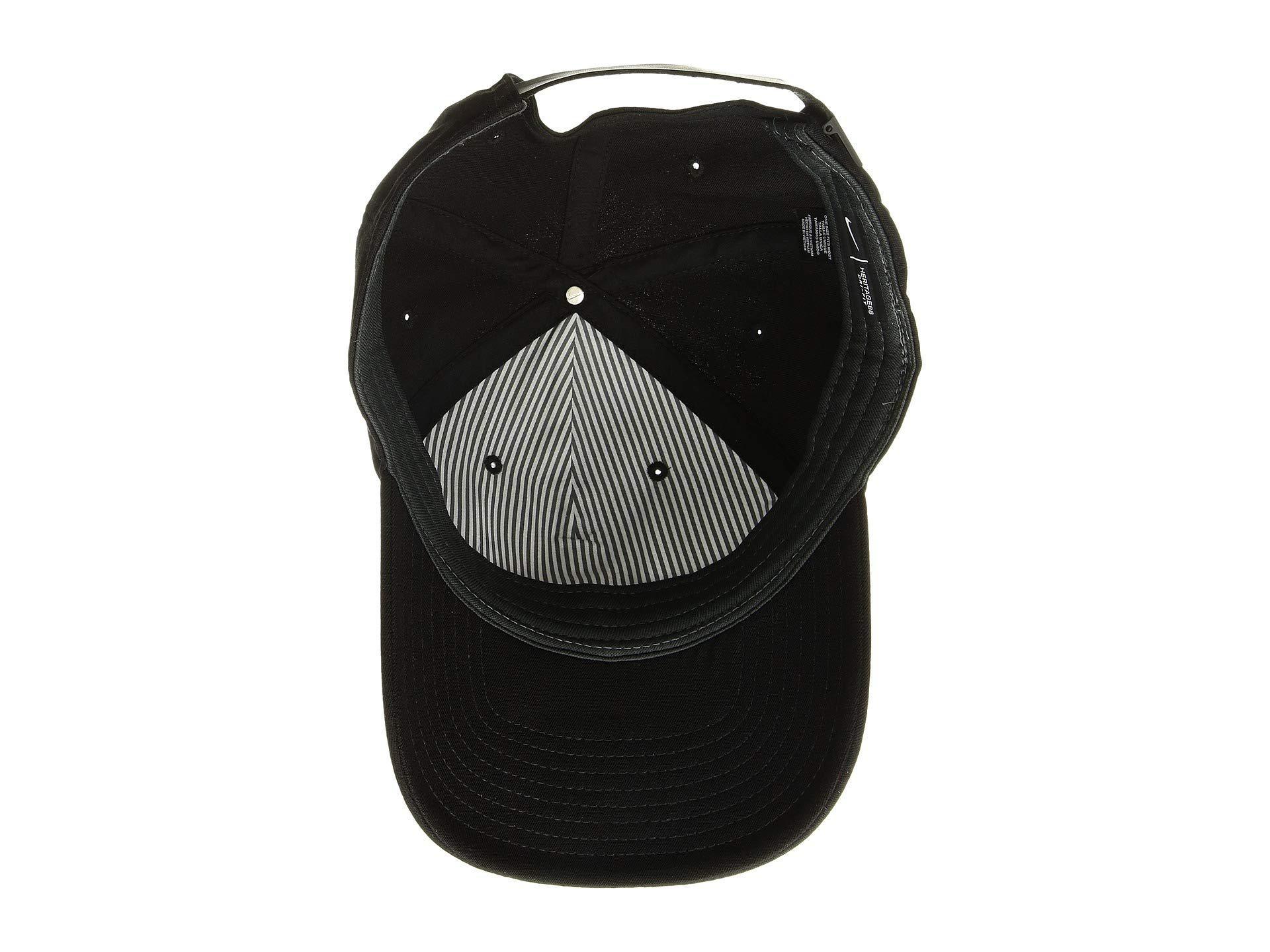 5c54dba5027 Nike - H86 Novelty (charcoal Heather charcoal Heather black) Baseball Caps  for. View fullscreen