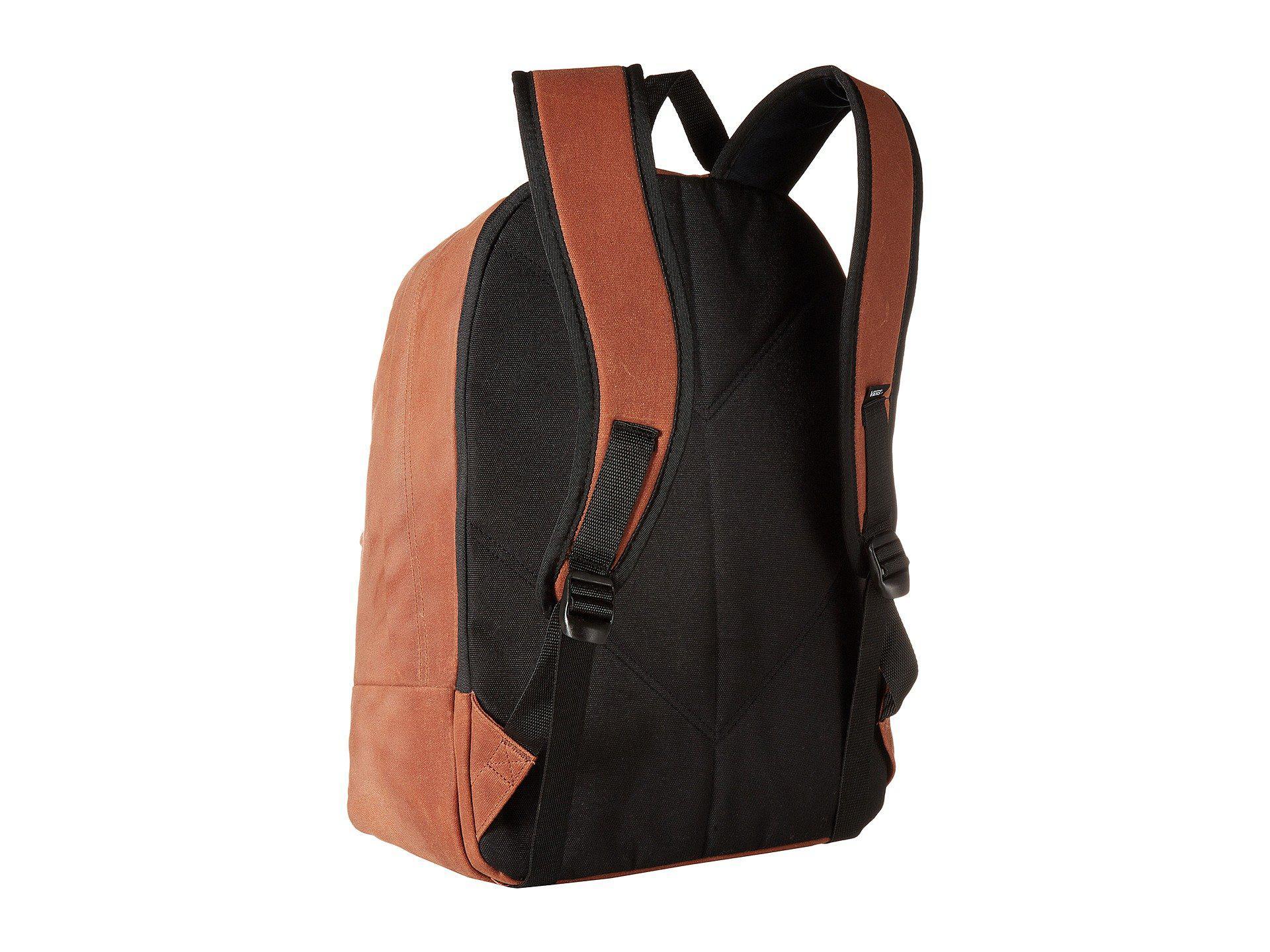 6923daab1 Vans Old Skool Plus Backpack (sequoia) Backpack Bags for Men - Lyst