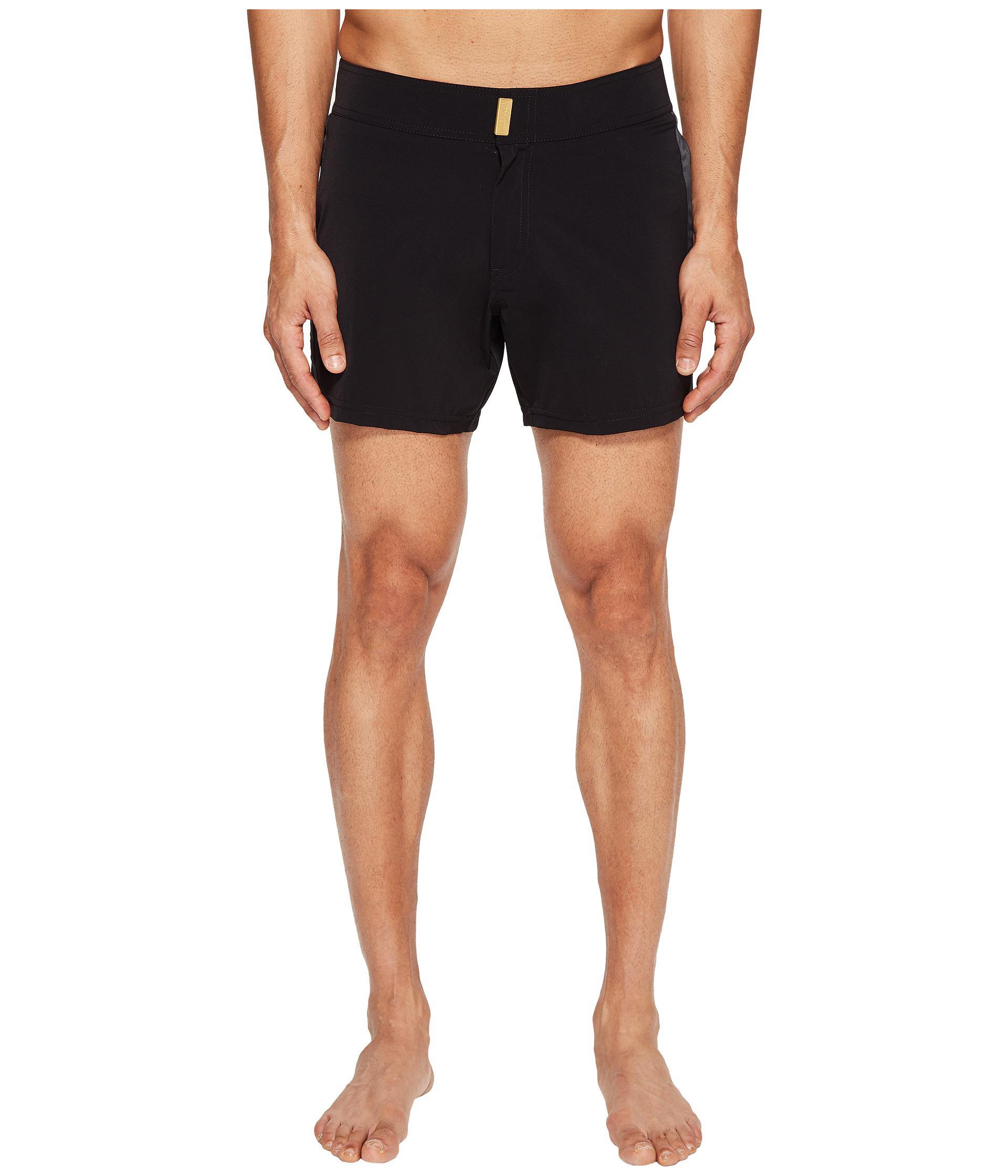 30da73da3a Vilebrequin Midnight Smoking Tuxedo Trunk (black) Men's Swimwear in ...