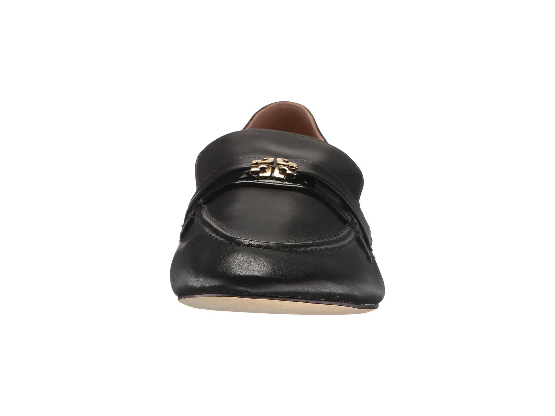 2cc3cde34a7c2 Lyst - Tory Burch Jolie Loafer in Black