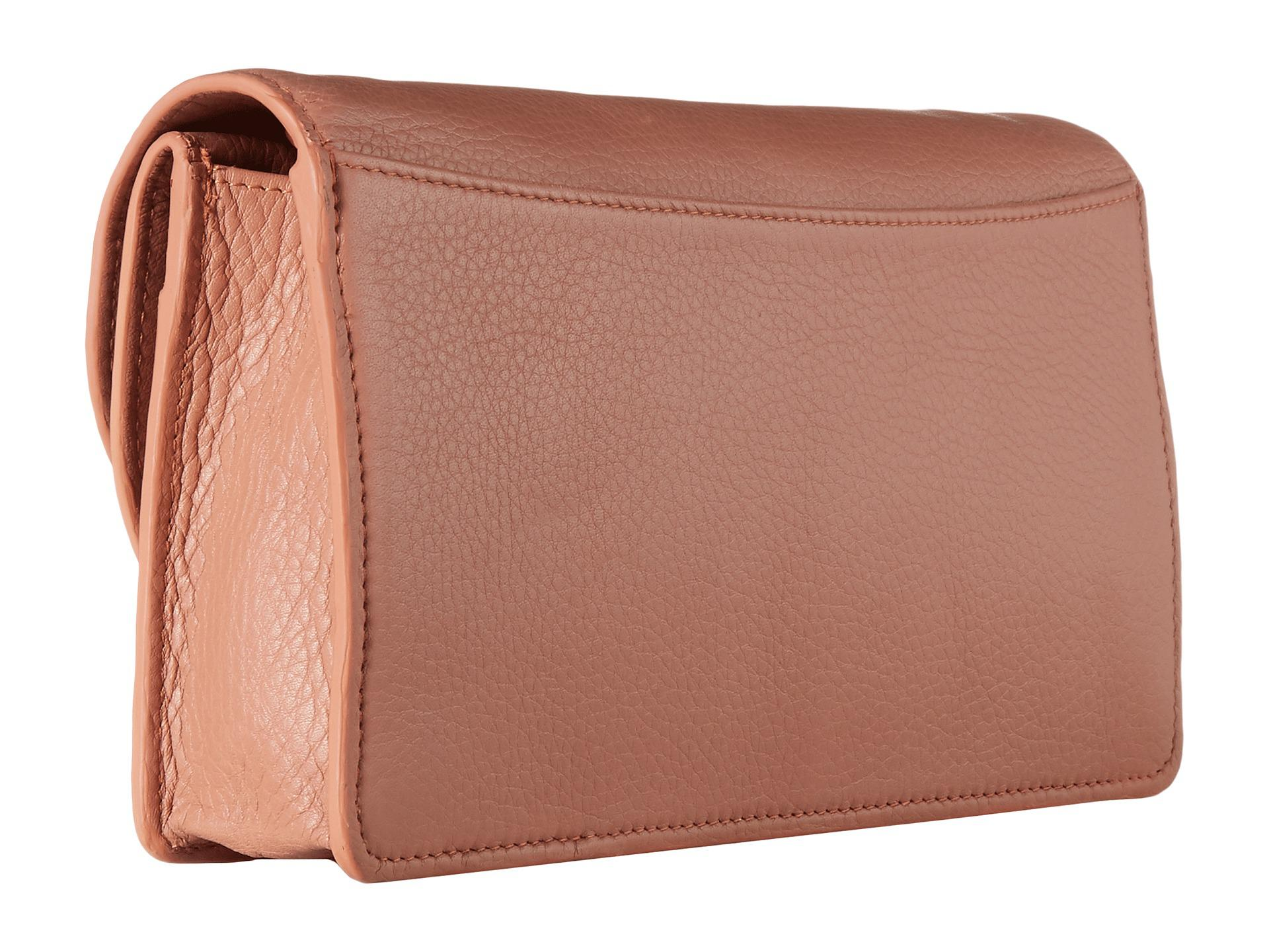 a7187dca02 Lyst - See By Chloé Polina Clutch With Chain